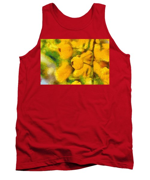 Golden Shower Tank Top