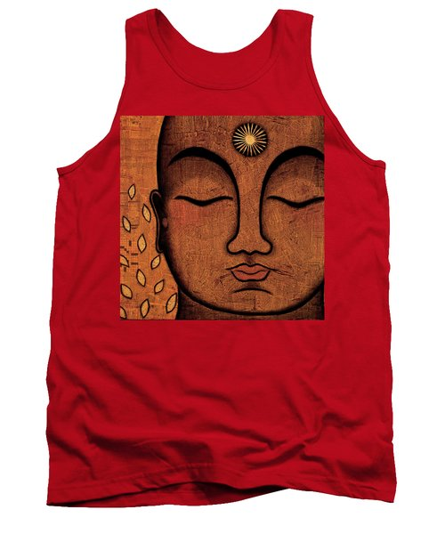 Tank Top featuring the painting He Knows by Gloria Rothrock