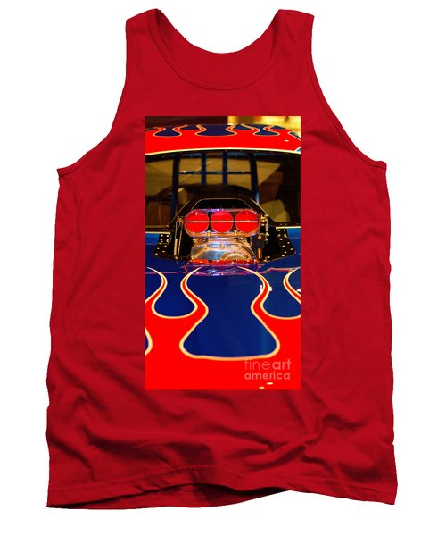 Hot Rod 1 Tank Top