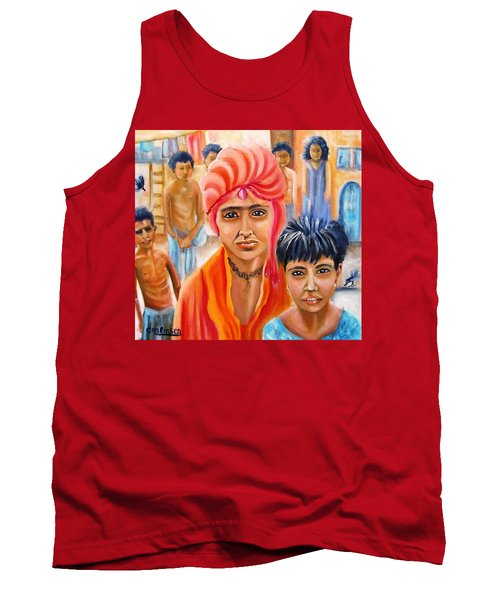 India Rising -- Prince Of Thieves Tank Top