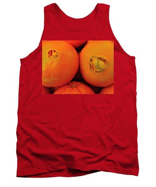 Oranges Tank Top by Bill Owen