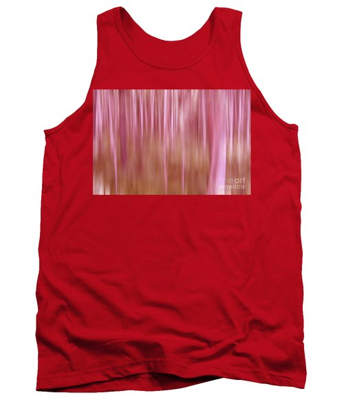 Pink Forest Tank Top