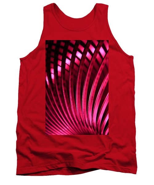 Poetry Of Light Tank Top