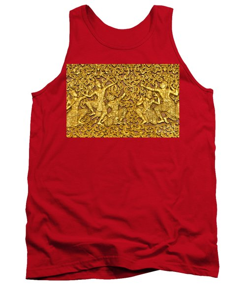 Tank Top featuring the photograph Ramayana by Luciano Mortula
