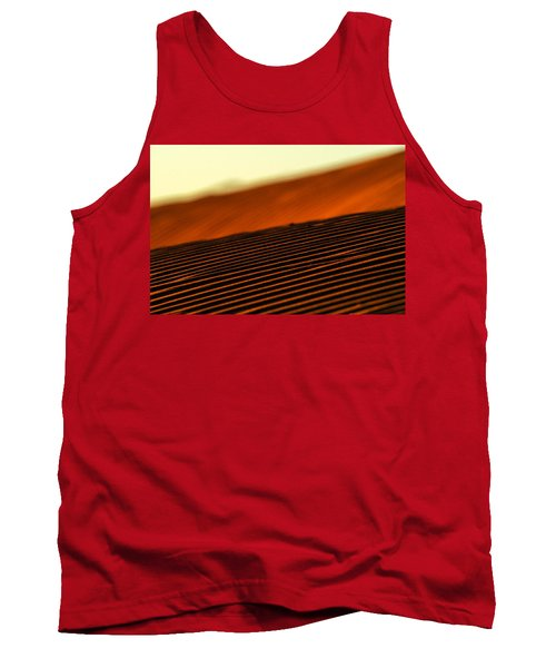 Sand Rows Tank Top