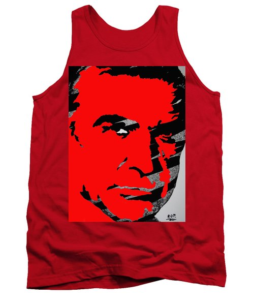 Sir Sean Connery Tank Top by Robert Margetts