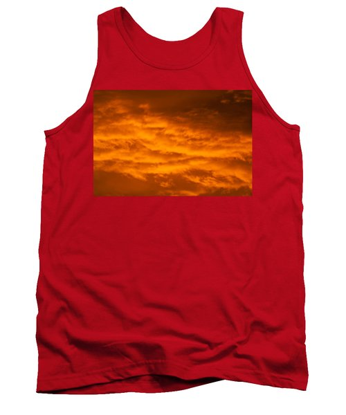 Sky Of Fire Tank Top