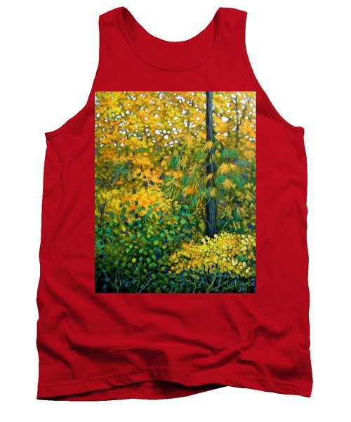 Southern Woods Tank Top by Jeanette Jarmon