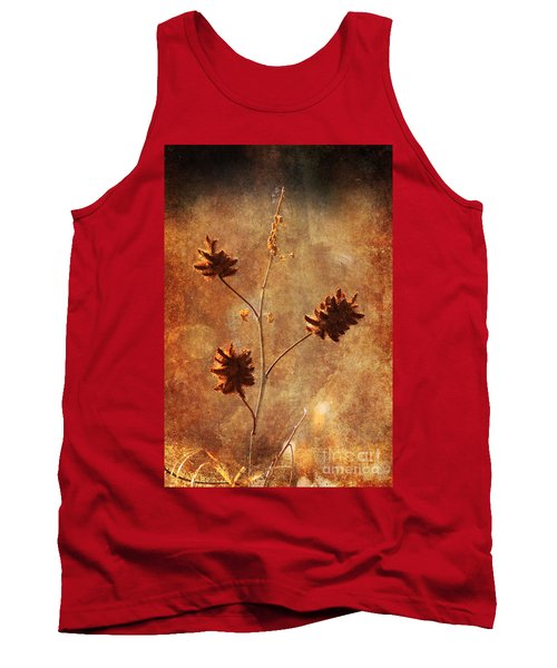 Still Standing Tank Top by Alyce Taylor