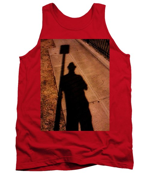 Street Shadows 008 Tank Top