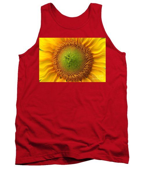 Sunflower Fantasy Tank Top by Benanne Stiens