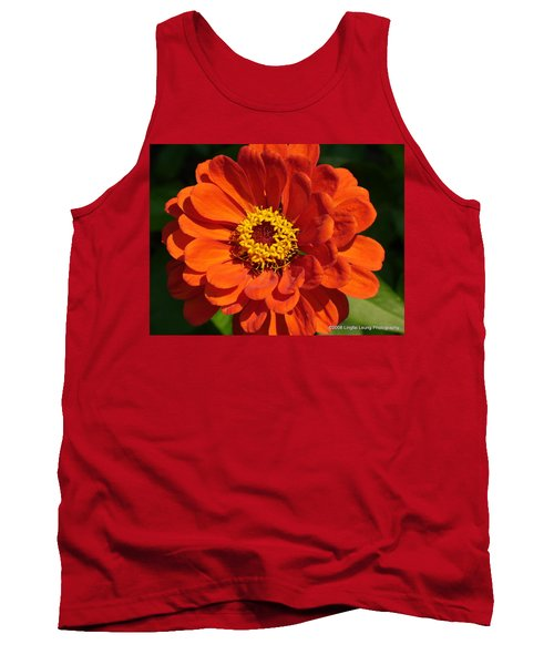 Tank Top featuring the photograph Sunny Delight by Lingfai Leung