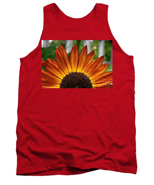 Sunrise Floral Tank Top