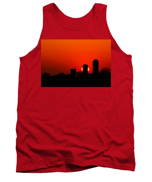 Sunset Silo Tank Top