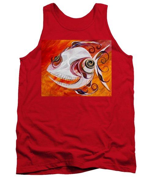 T.b. Chupacabra Fish Tank Top