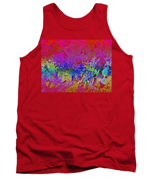 Tank Top featuring the photograph Teri Meri  by David Pantuso