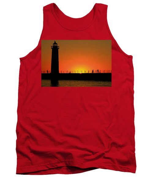The End Of The Day Tank Top
