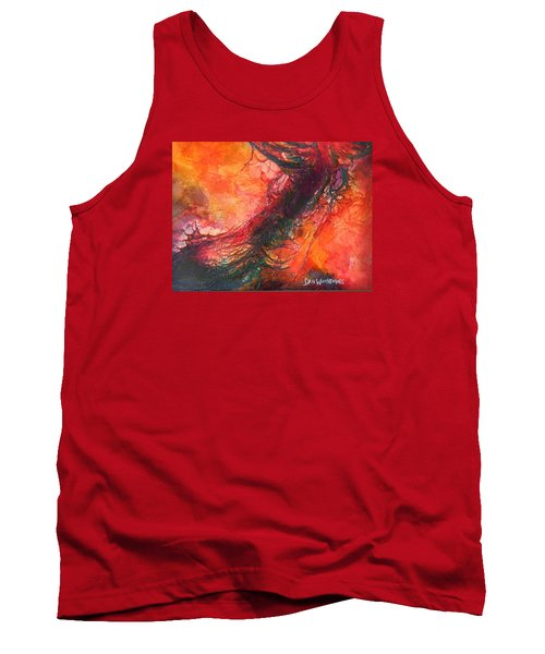 The Singer Tank Top by Dan Whittemore