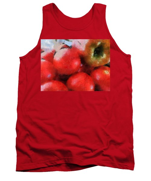 Tomatoes And Apple Tank Top