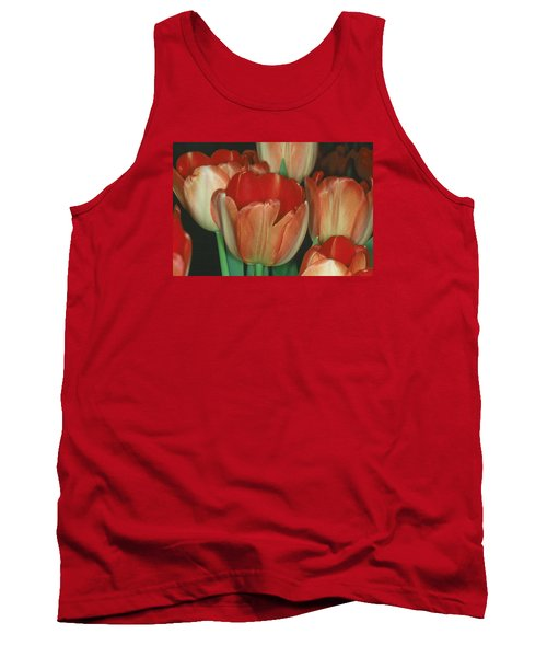 Tulip 1 Tank Top by Andy Shomock