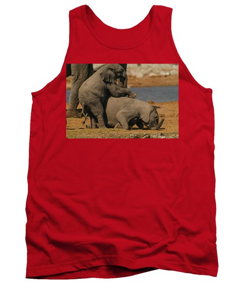 Us Together Tank Top