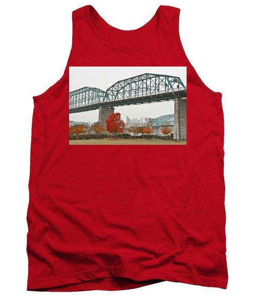 Walnut Street Bridge Tank Top