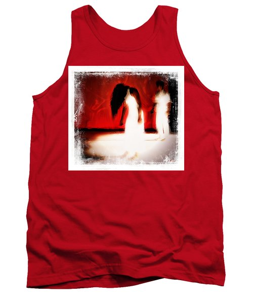 Stop Violence Against Women 4 Tank Top