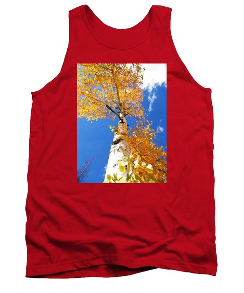 The Aspen Crown Dixie National Forest Utah Tank Top