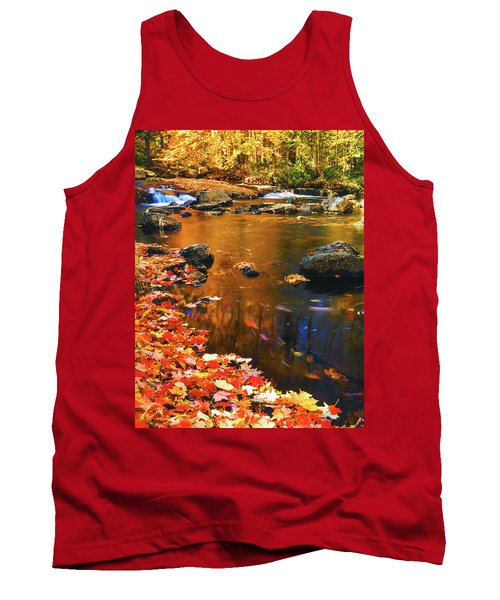 Autumn Afternoon Tank Top
