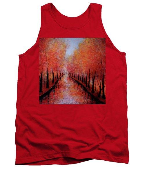 Autumn Colours  Tank Top