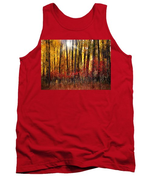 Autumn Light Tank Top