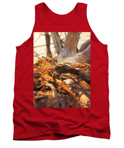 Beach Wood Tank Top