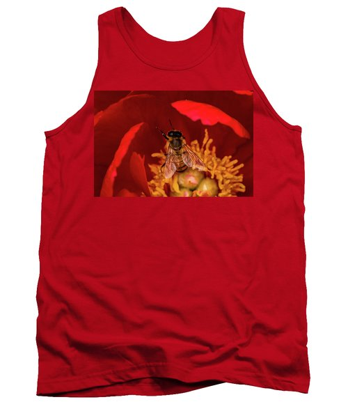 Bee Tank Top by Jay Stockhaus