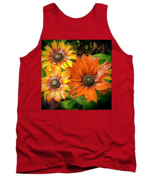 Black-eyed Susan Tank Top