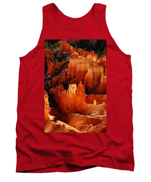 Bryce Canyon Tank Top by Harry Spitz