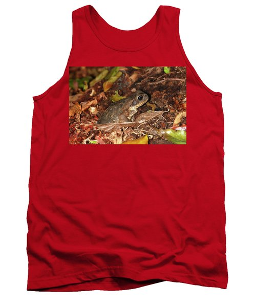 Cane Toad Tank Top by Breck Bartholomew