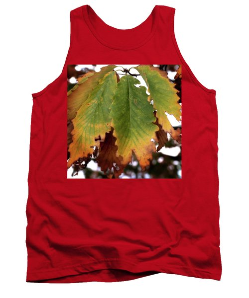 Changing Leaves Tank Top
