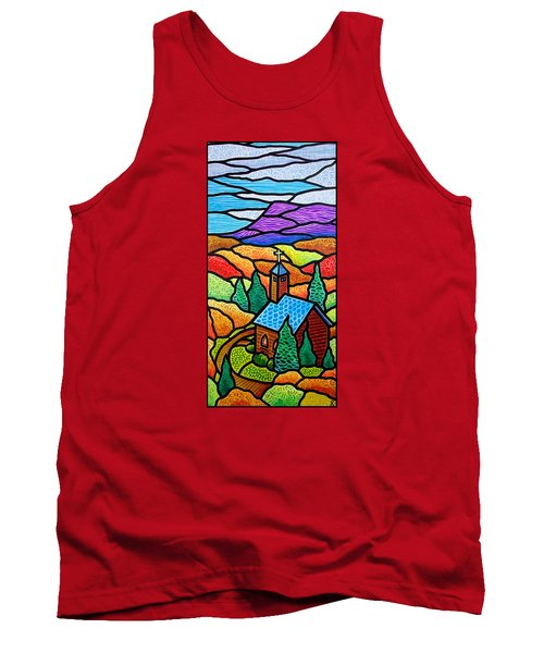 Church In The Wildwood Tank Top