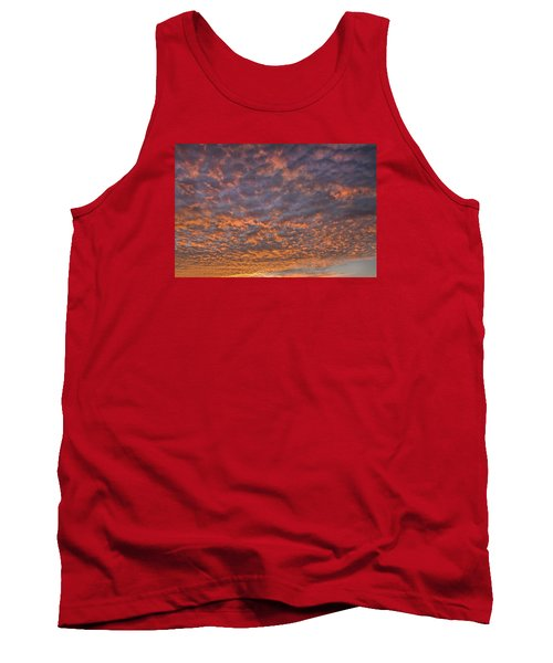 Tank Top featuring the photograph Colorful by Wanda Krack