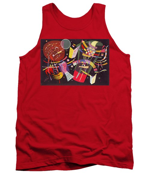 Composition X Tank Top