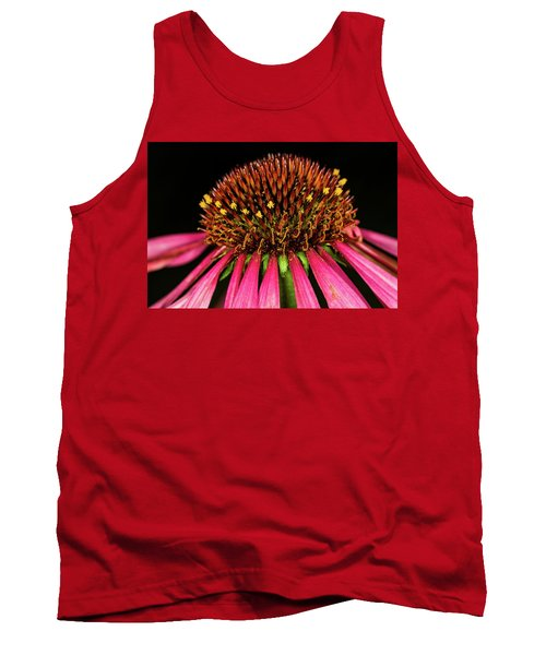 Cone Flower Tank Top