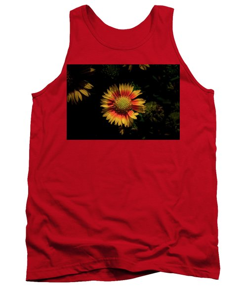 Tank Top featuring the photograph Coneflower by Jay Stockhaus