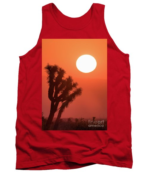 Desert Sunrise Tank Top