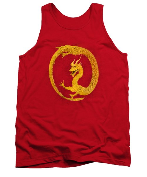 Dragon Circle Tank Top