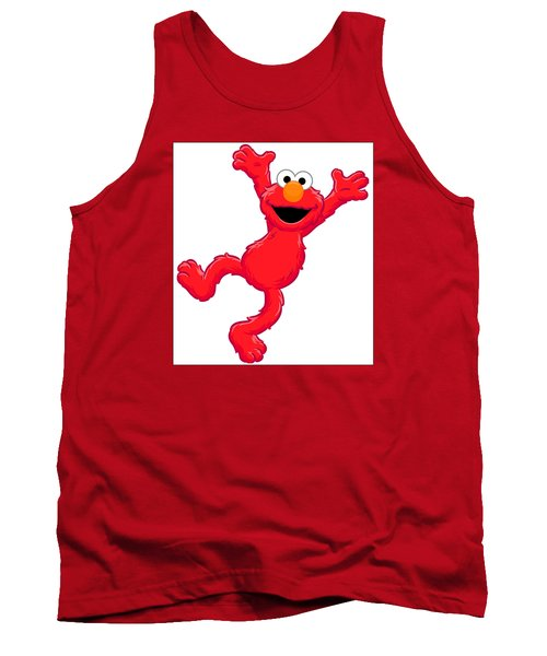Elmo Tank Top
