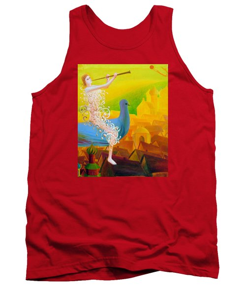 Flight Of The Soul Tank Top