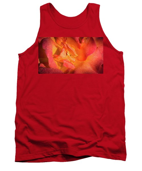 Floribunda Tank Top by Denis Lemay