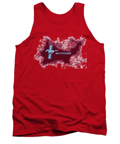 Ford Mustang Tank Top