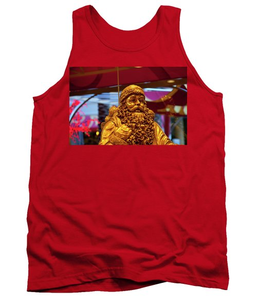 Golden Idol Tank Top