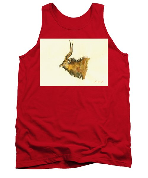 Greater Kudu Tank Top
